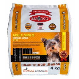 Bardog Adult Mini S super premium 24/13 - 4 kg