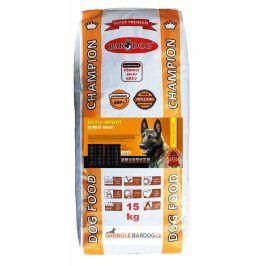 Bardog  Super prémiové granule Aktiv sport 32/22 - 15 kg
