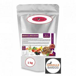 Bardog Hypoalergenní grain free granule Insect Holistic 1 kg