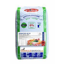 Bardog Hypoalergenní granule Sensitive  22/12 - 12 kg