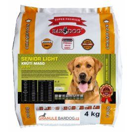 Senior light super premium 22/09 - 4 kg