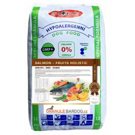 Bardog Salmon Fruits Holistic 12 kg
