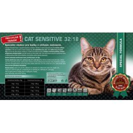 Bardog Cat Senstive 32/18 - 1 kg