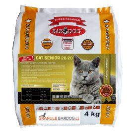 Cat Senior 28/20 - 4 kg