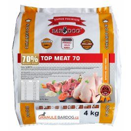 Bardog Top Meat 70 lisované - 4 kg