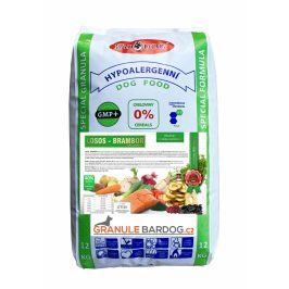 Bardog Lisované granule za studena losos a zemiakov 12 kg