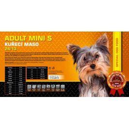 Bardog Super prémiové granule Adult Mini S 24/13 - 1 kg