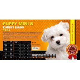 Bardog Super premiové granule Puppy Mini S  31/21 - 1 kg