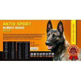 Bardog Super premiové granule Aktiv sport 32/22 - 1 kg