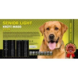 Senior light super premium 22/09 - 1 kg