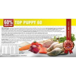 Bardog Top Puppy 60 lisované - 1 kg