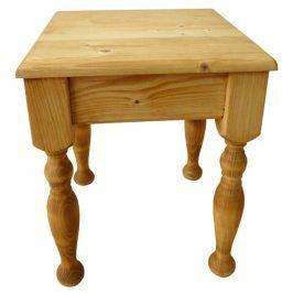 Unis Dřevěná židle 00526 stolička větší