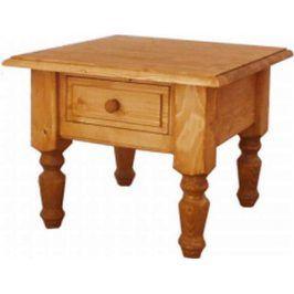 Unis Konferenční stolek dřevěný 00420