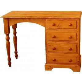 Unis Dřevěný psací stůl 00432