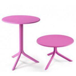 Stima Stůl Spritz Polypropylen purple - fialová