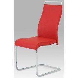 Autronic Jídelní židle HC-649 WT - bílá