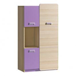 Tempo Kondela Skříňka EGO L5 - fialová
