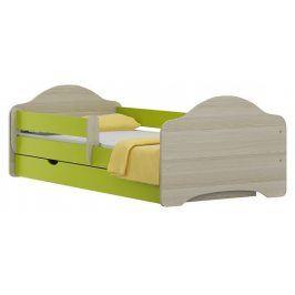 Vomaks Dětská postel NYU 22 + MATRACE - 2187/90