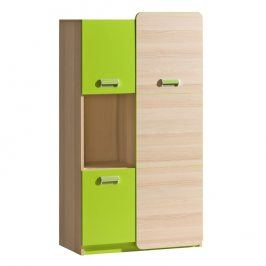 Tempo Kondela Skříňka EGO L5 - zelená