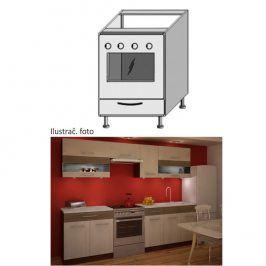 Tempo Kondela Kuchyňská skříňka JURA NEW IA ZK-60