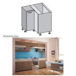 Tempo Kondela Kuchyňská skříňka JURA NEW I DN-88*88