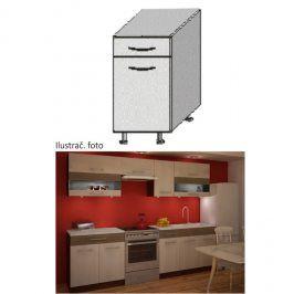 Tempo Kondela Kuchyňská skříňka JURA NEW IA D-40 S1