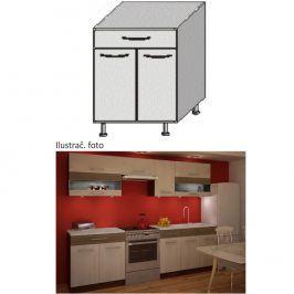 Tempo Kondela Kuchyňská skříňka JURA NEW IA D-80 S1
