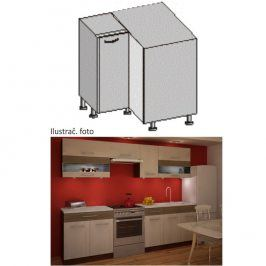 Tempo Kondela Kuchyňská skříňka JURA NEW IA DN-88*88