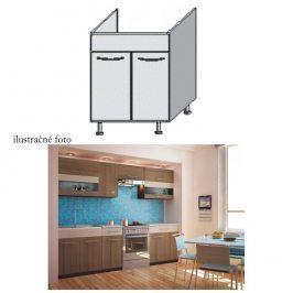Tempo Kondela Kuchyňská skříňka JURA NEW I DZ-80