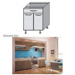 Tempo Kondela Kuchyňská skříňka JURA NEW I D-80 S1
