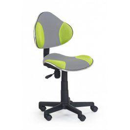 Falco Židle QZY-G2-šedo zelená