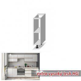 Tempo Kondela Kuchyňská skříňka LINE WHITE D20 OTV