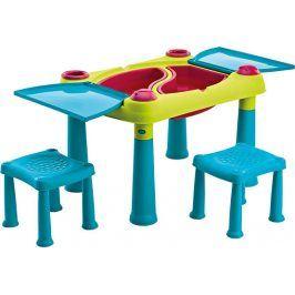 Rojaplast Stolek dětský CREATIVE TABLE + stoličky