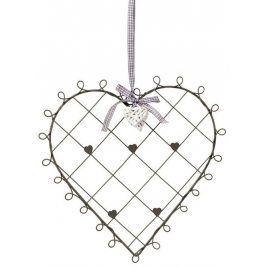 Autronic Kovové srdce AN603083