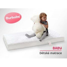 Forclaire Dětská matrace BABY - 140x70 cm