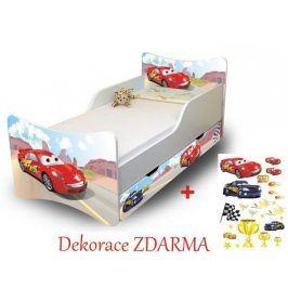 Forclaire Dětská postel Racer POUZE úložný prostor pod postel 180x80 cm