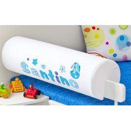 Forclaire Chránič na postel se jménem - Baby blue