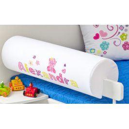 Forclaire Chránič na postel se jménem - Baby Pink