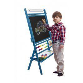 Forclaire Dětská magnetická tabule modrá