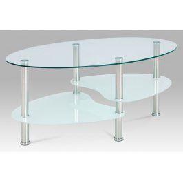 Autronic Konferenční oválný stolek GCT-301 MIL1