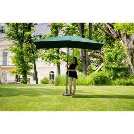 Dimenza Zahradní slunečník - ALU 2x3/6/38 - zelený