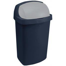 Curver Odpadkový koš ROLL TOP 10L - modrý