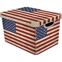 Curver Box DECOBOX - L - USA