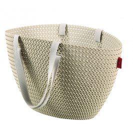 Curver Bag EMILY KNIT - krémová