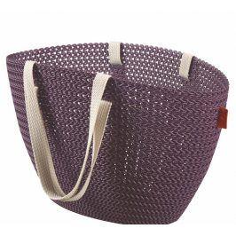 Curver Bag EMILY KNIT - fialová