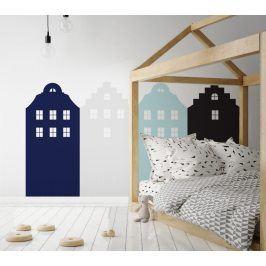 Forclaire Dekorace za postel - Amsterdam modrá