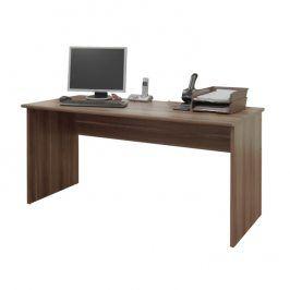 Tempo Kondela Kancelářský stůl JOHAN 01 - švestka