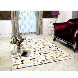Tempo Kondela Luxusní koberec KOŽA typ1 70x140 - typ patchworku