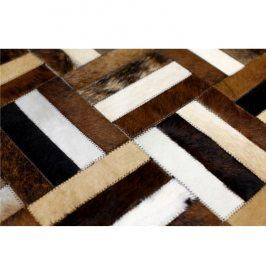 Tempo Kondela Luxusní koberec KOŽA typ2 120x180 - typ patchworku