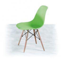 Tempo Kondela Židle CINKLA PC-015 - zelená